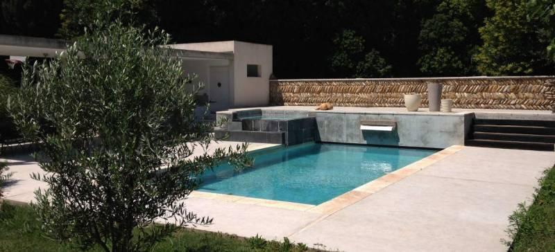 Cabinet de conception architecturale salon de provence - Plan pool house piscine ...