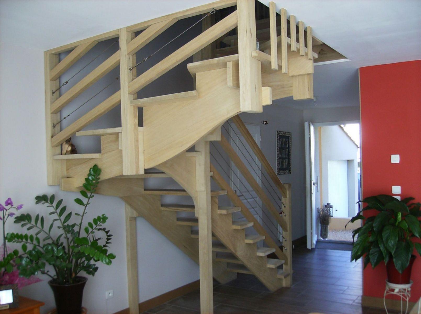 Fabricant D Escalier Bois fabricant d'escaliers en bois pas chers à salon de provence