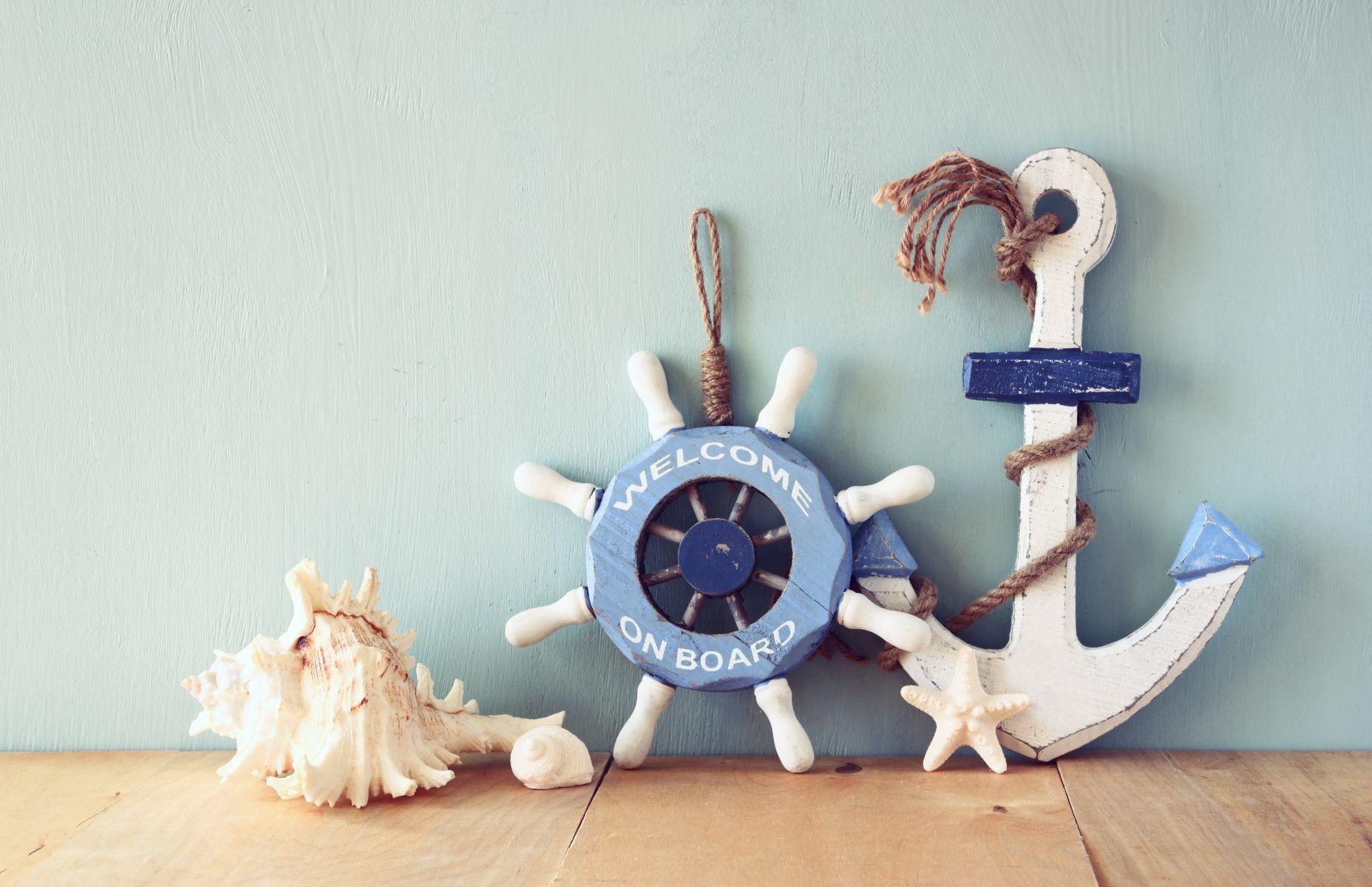 vente de décoration intérieure marine - - idées déco pas cher